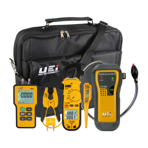 UEI TACK20 Test and Check Advanced Kit w/ DL479/ CD100A/ EM152/ PDT550