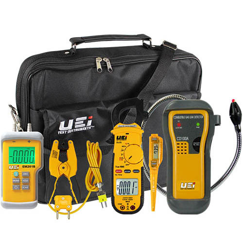 UEI TACK30  Test and Check Professional Kit w/ DL479/ CD100A/ EM201B/ PDT550