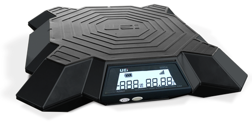 UEI WRSX  Smart Wireless High Capacity Refrigeration Scale