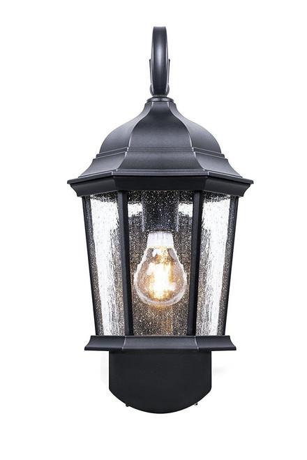 Maximus SPL11-07A1N4-BKT-K1 Smart Companion Light (NO CAMERA) - Coach Black - Works with Amazon Alexa