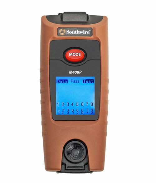 Southwire Tools M400TP Professional Data Cable Mapper