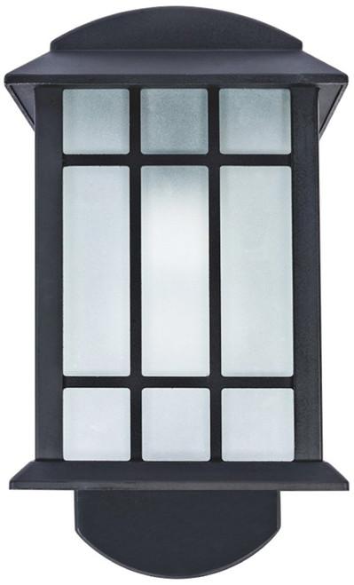 Maximus SPL06-07A1N4-BKT-K1  Craftsman Companion Black Outdoor Smart Security Light (NO CAMERA)