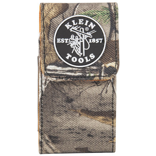 Klein Tools  55563 Tradesman Pro Camo Phone Holder, Large