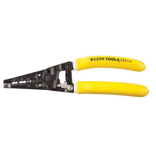 Klein Tools  K1412 Klein-Kurve® Dual NM Cable Stripper/Cutter