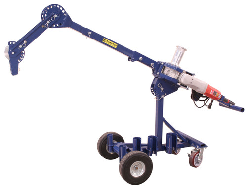 Current Tools 66 Two Speed Cable Puller - 6,000 lb. Capacity with Mobile Cart