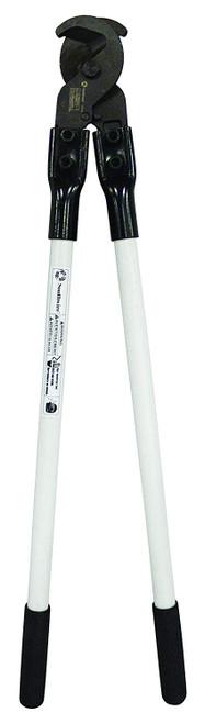 "Southwire Tools CCP750 1-1/2"" Utility Cable Cutter 750 CU w/ Fiberglass Handles"