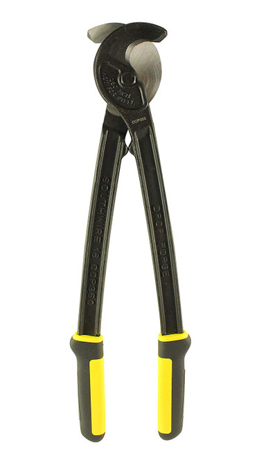 Southwire Tools CCP350 Utility Cable Cutter with Comfort Grip Handles, 16-Inch