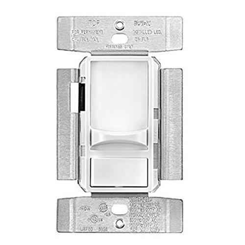 Eaton SUT7-W Universal slide dimmer, White, LED, Single Pole/3-Way