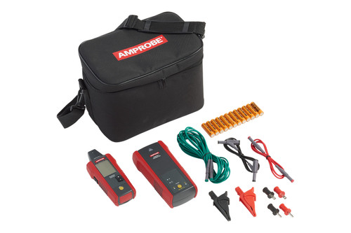 Amprobe AT-6010 Advanced Wire Tracer Kit w/Multimeter