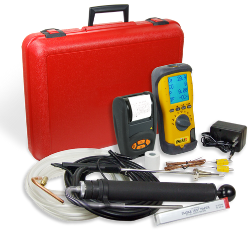 UEI C157OILKIT Eagle X Xtended Life Combustion Analyzer Oil Service Kit w/ NO1