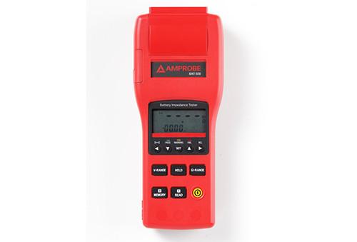 Amprobe BAT-500 Battery Impedance Tester up to 40 V