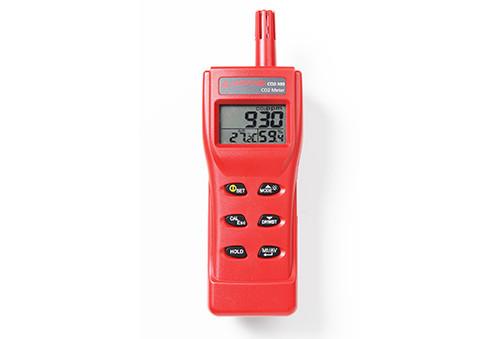 Amprobe CO2-100 Handheld Carbon Dioxide Meter