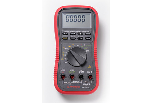 Amprobe AM-140-A TRMS Precision Digital Multimeter with PC Connection