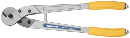 Knipex 95 71 445 17 1/2'' Cable Cutters for Wire Rope and ACSR
