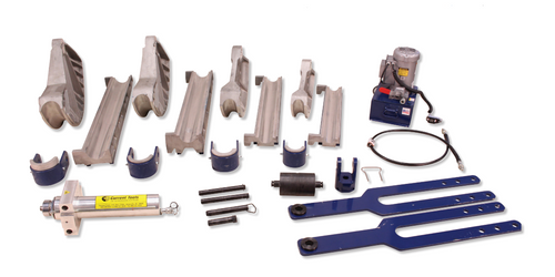 """Current Tools 254 Hydraulic Bender For 2 1/2"""" to 4"""" Rigid, EMT and IMC conduit"""