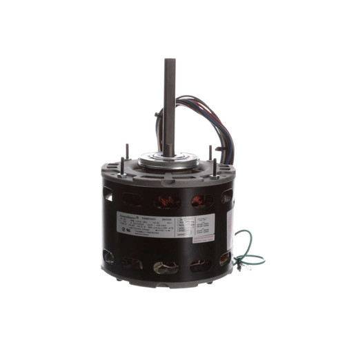 Economaster EM3585 1/3 HP 1075 RPM 3 Speed 115 Volt Direct Drive Blower Motor Replaces Packard 43585