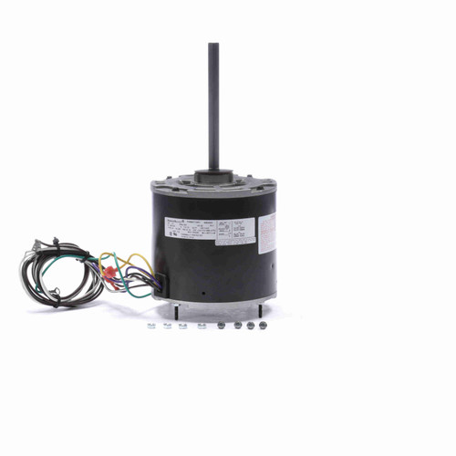 EconoMaster EM3405 1/3 HP 60°C Condenser Fan Motor 825 RPM 208-230 Volts 48 Frame Replaces Packard 30825
