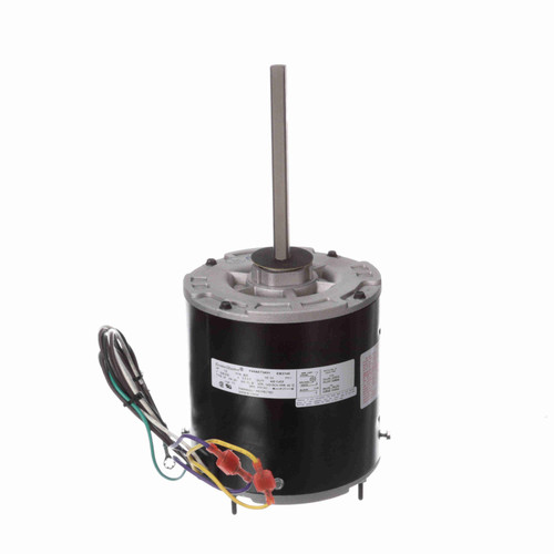 EconoMaster EM3746 1/2 HP 60°C Condenser Fan Motor 825 RPM 208-230 Volts 48 Frame Replaces Mar 10746