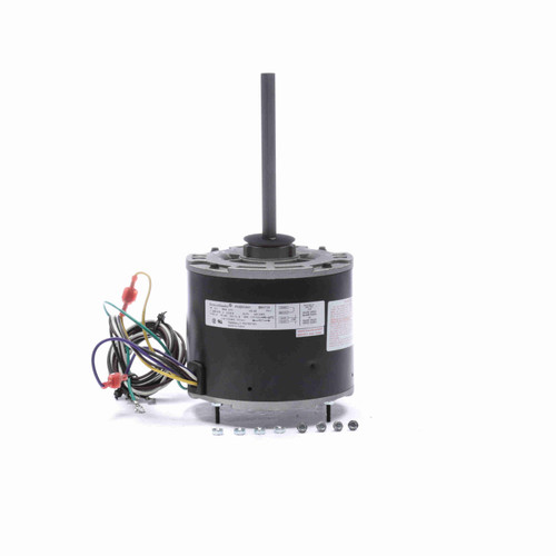 EconoMaster EM3729 1/3 HP 60°C Condenser Fan Motor 1075 RPM 208-230 Volts 48 Frame Replaces Packard 43733