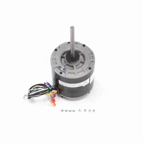 EconoMaster EM3730 1/2 HP 60°C Condenser Fan Motor 1075 RPM 208-230 Volts 48 Frame Replaces Packard 43734