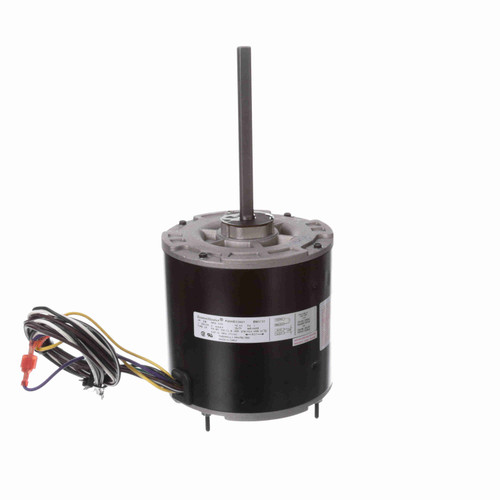 EconoMaster EM3731 3/4 HP 60°C Condenser Fan Motor 1075 RPM 208-230 Volts 48 Frame Replaces Packard 43735