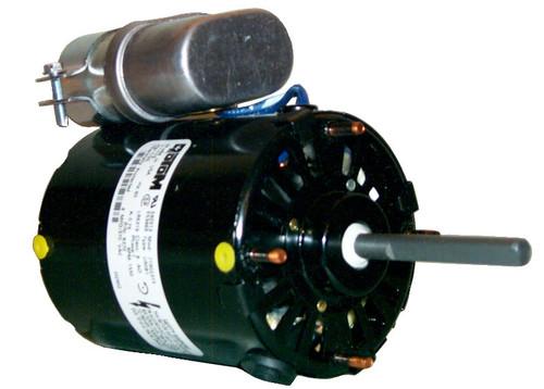 Rotum PD1127 3.3″ PSC Motor 1/12-1/15-1/20 HP 115/208-230 Volt 1550/1400 RPM Replaces Century 9721