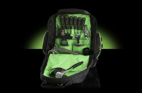 Hilmor 1839080 BKB BackPack Tool Bag
