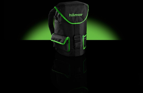 Hilmor 1891628 HVAC/R Refrigerant Tank & Utility Backpack