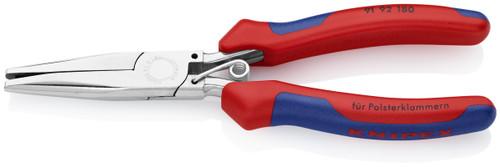 Knipex 91 92 180 7 1/4'' Hog Ring Pliers
