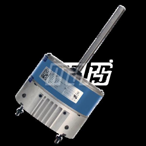 Mars 10874 AZURE 1/8 to 1/3HP 208-230 Volt 825/1075 RPM Condenser ECM Fan Motor Reverse Rotation Horizontal Mount