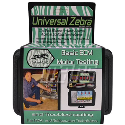 Mars 08554 Universal ZEBRA Basic ECM Motor Testing UZ-1