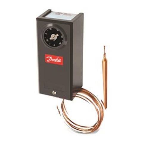 Danfoss 060L2150 KPU19 Remote Bulb Temperature Switch SPDT