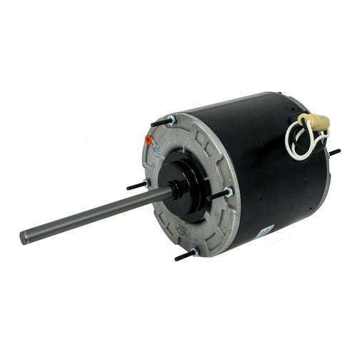 "Packard 43735 5 5/8"" Diameter Condenser Fan Motor, 3/4 HP, 208-230 Volts, 1075 RPM Replaces Genteq 3735"