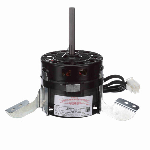 Century ONR6026  1/5 HP OEM Replacement Motor, 1050 RPM, 115 Volts, 42 Frame