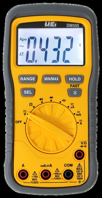 UEI DM505 1000V Digital Multimeter