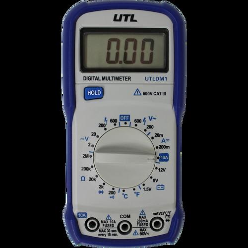 UEI UTLDM1 Manual Ranging Digital Multimeter