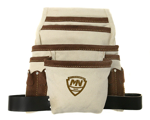 McGuire Nicholas 683-CH  Nail and Canvas Tool Pouch