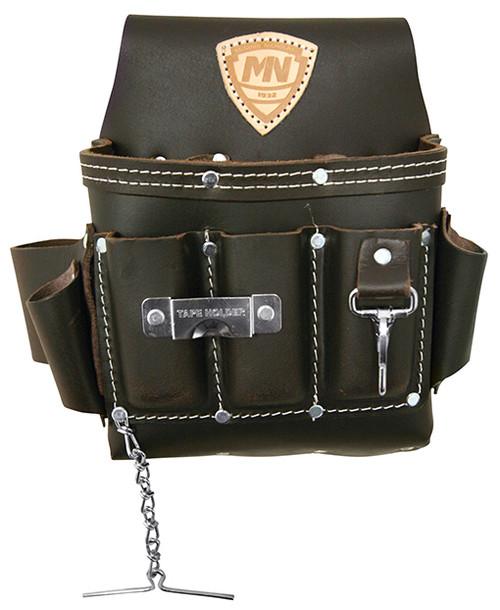 McGuire Nicholas 526-CC Leather Electrician's Pouch