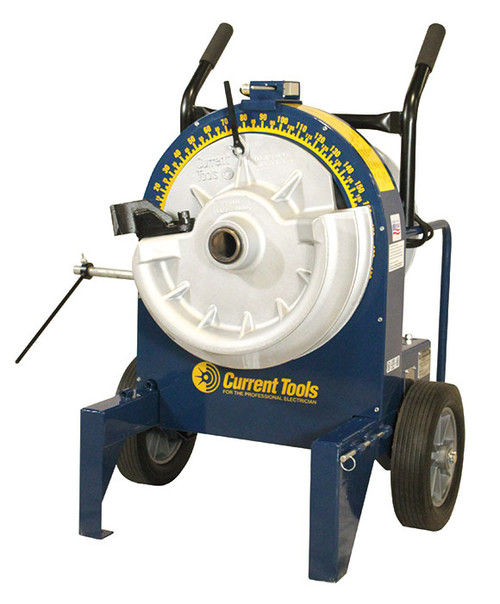 """Current Tools  77RIG-DL Pre-Fab Electric Bender 1/2"""" to 2"""" Rigid and 1/2"""" to 1 1/4"""" IMC conduit"""