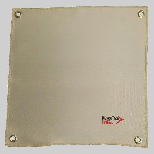 Diversitech 16500 Heat Resistant Cloth 18in. x 18in. Plain