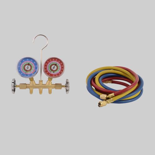 Diversitech MG-1 Manifold Gauge and Hose Set