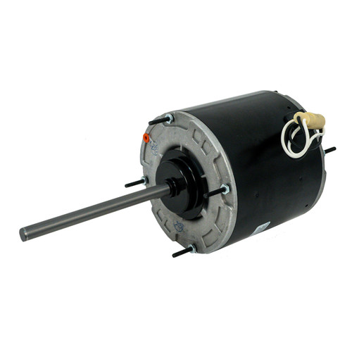 "Packard 43732F 5 5/8"" Dia. High Temp. Condenser Fan Motor, 1/4 HP, 208-230 Volts, 1075 RPM Replaces Mars 20728"