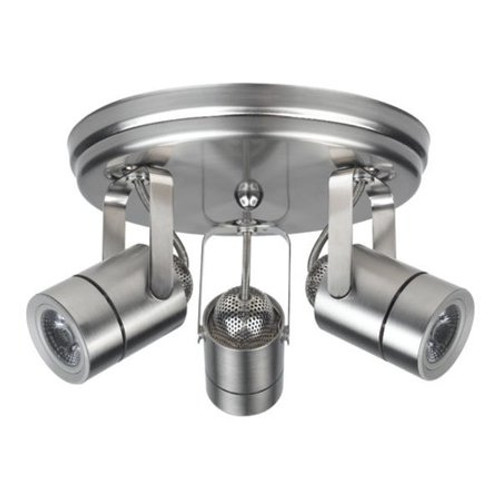 Maximus M-30C-930-3R-NI-24-D Nickel Dimmable Canopy Spot Light Set