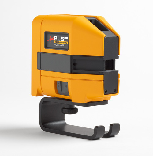PLS 3R Z Red Three-Point Laser Level Bare Tool