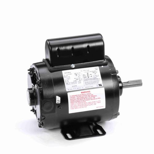 Century BLM156 3/4 HP General Purpose Motor 1 phase 1800 RPM 115/230 V 56 Frame TENV