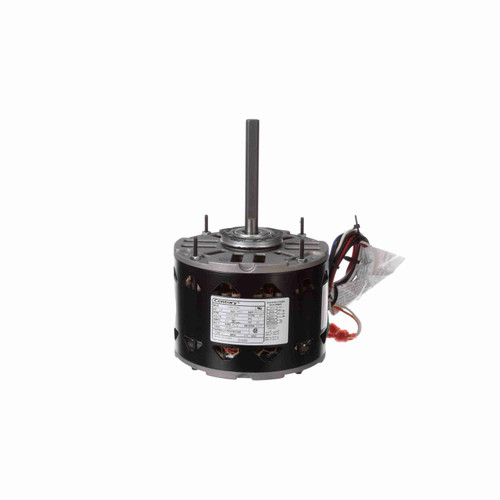 Century D1026 1/4 HP Fan & Blower Motor 1075 RPM 3 Speed 208-230 Volts 48 Frame OAO