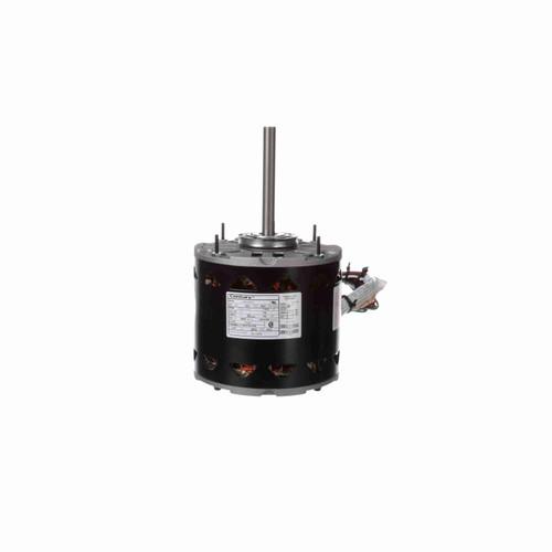 Century DL1056 1/2 HP Fan & Blower Motor 1075 RPM 3 Speed 115 Volts 48 Frame OAO