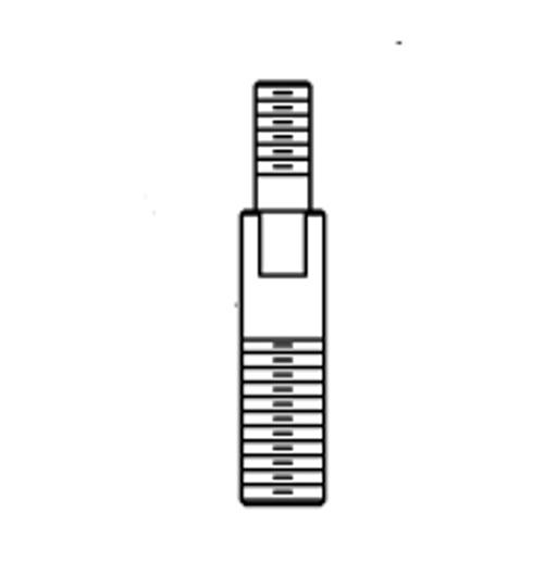 "Current Tools 1580 3/4"" x 1 1/8"" x 5 3/4"" Long Draw Stud"