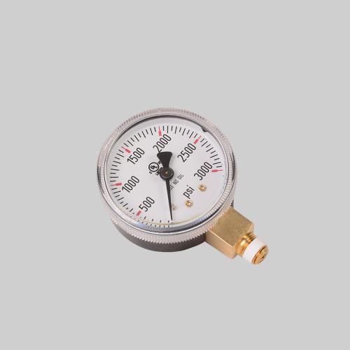 Rehvac GA-30 3000 psi High Pressure Replacement Gauge
