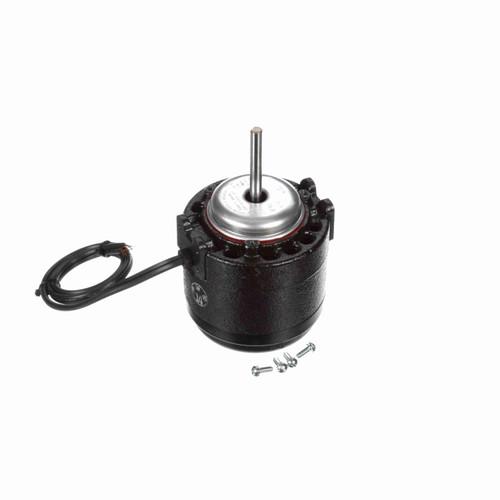 Century 276 50 WATT Refrigeration Motor, 1500 RPM, 230 Volts, Unit Bearing,TEAO